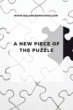 A New Piece Of The Puzzle
