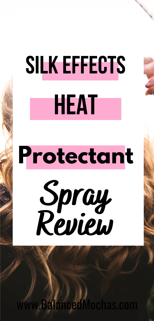 Silk effects heat protectant review